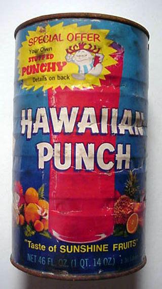 Blog--punch haiwaiian