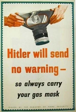 Blog gas poster