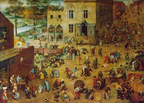 Bruegel_games