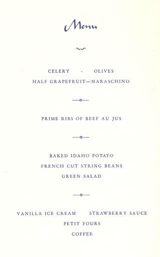 Norc--von n group menu