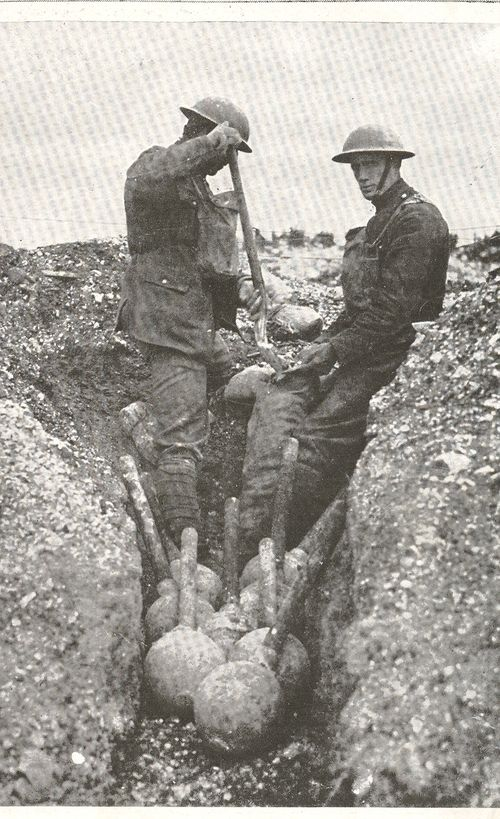 Blog april 29 trench