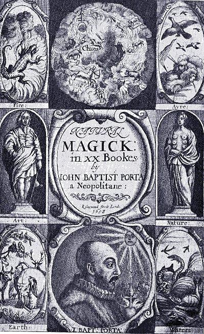Porta title page
