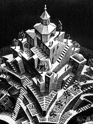 Escher planetoid