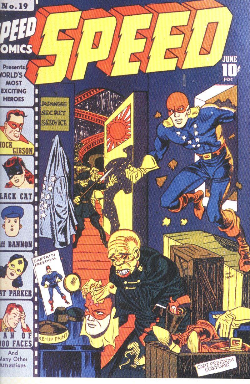 Comics speed comics 2