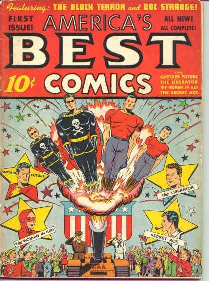 Comics americas best