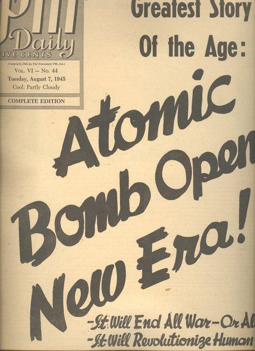 ==Blog July 26=PM cvr bomb