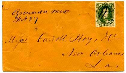 Weltin--envelope 1862