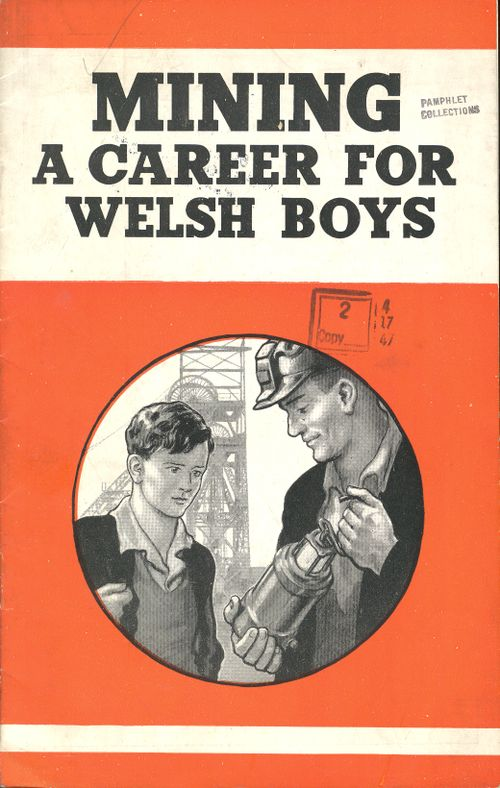 ++00++ 9.15 welsh mining cover