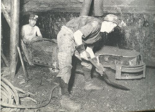 ++00++ 9.15 welsh mining workers