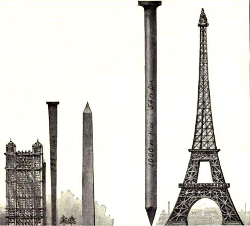 Eiffel odd