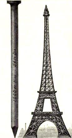 Eiffel odd det