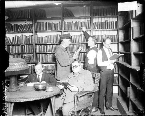 + book guys reading