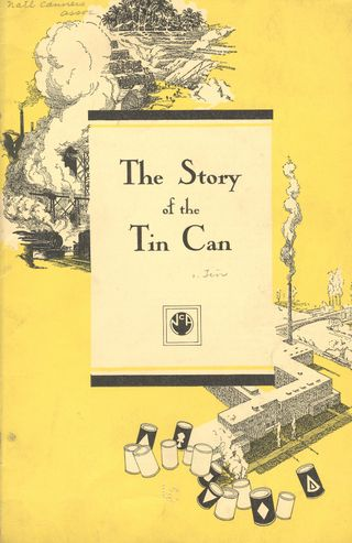 + story tin can