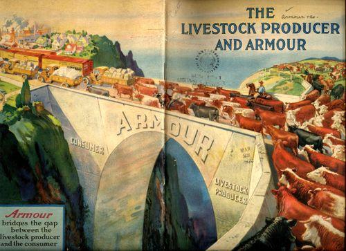 + The Kodacolor Bridge of Evolving Meat