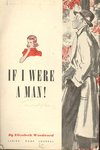 Blog jan 12 girlz--if i were a man