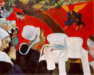 Gauguin.sermon