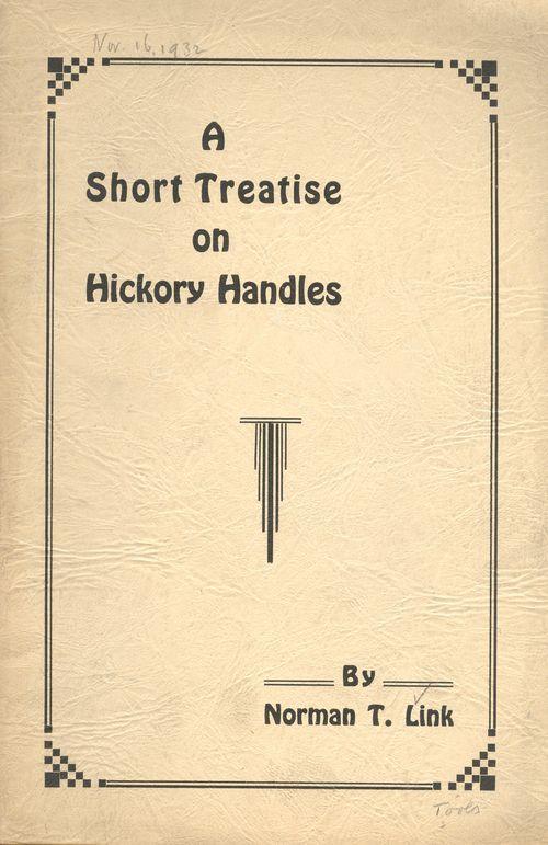 Blog Dec 12 hickory handle