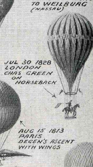 Balloons--horses