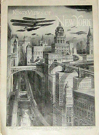 City--Kings New York cover