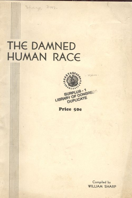 Blog feb 3 damned human