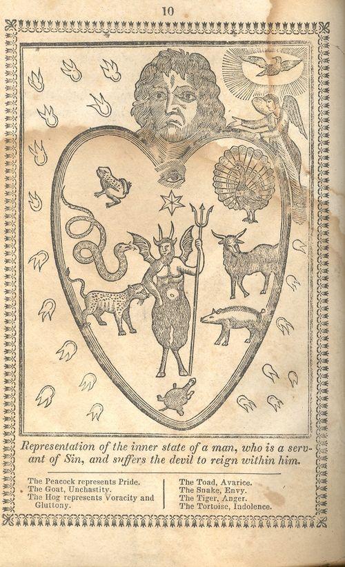 0--heart of man satan 1