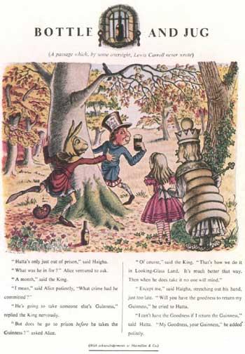 Alice--guinness