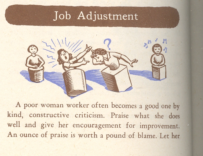 Mar 25 women job adjust