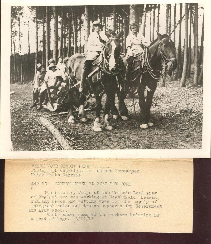 1 april 27 women horses