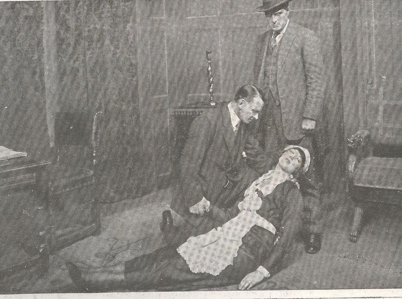 1-apr 29--luxury--maid fainting