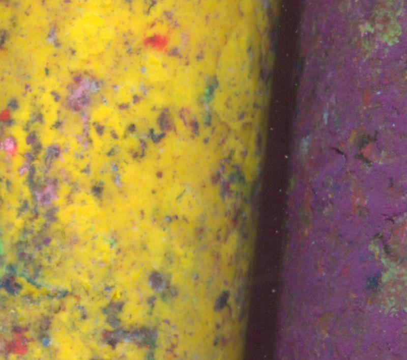 Patti crayons massive detail