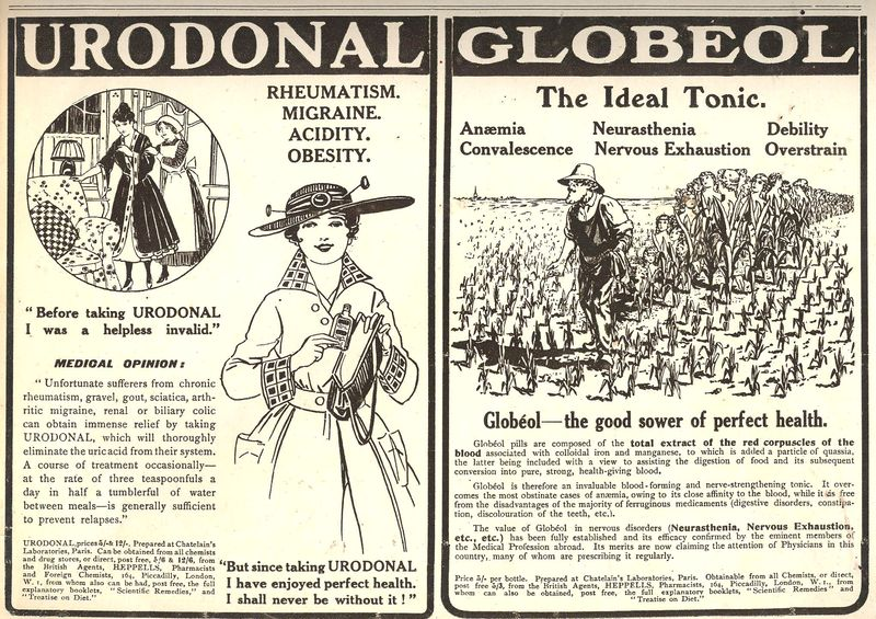 1--may 11 globonol urodonol