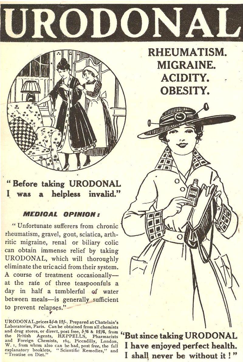 1--may 11 urodonol