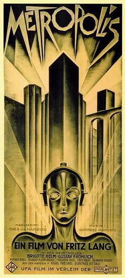 Metropolisposter