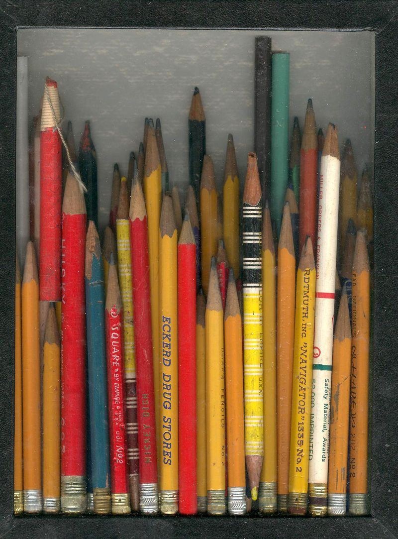 Patti--childhood Pencils