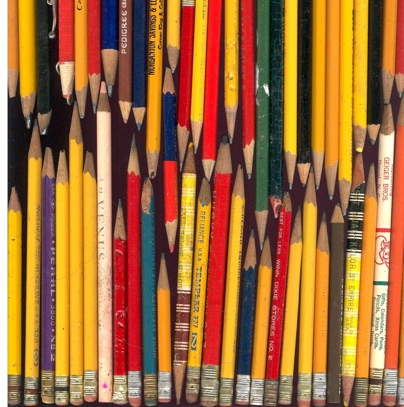 Patti--childhood Pencils 2 det