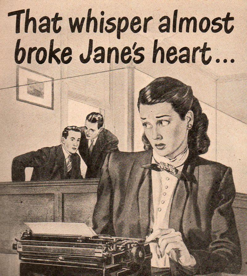 Female Trouble---Whispered BO 1146