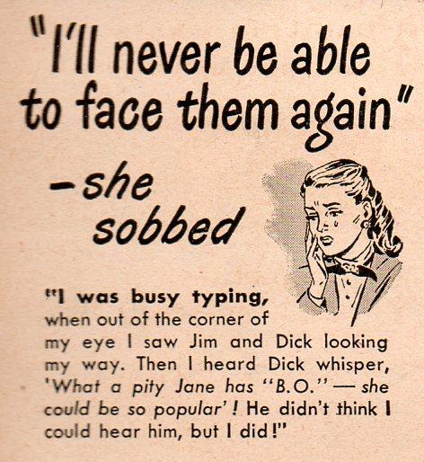 Female Trouble---Whispered BO 2148