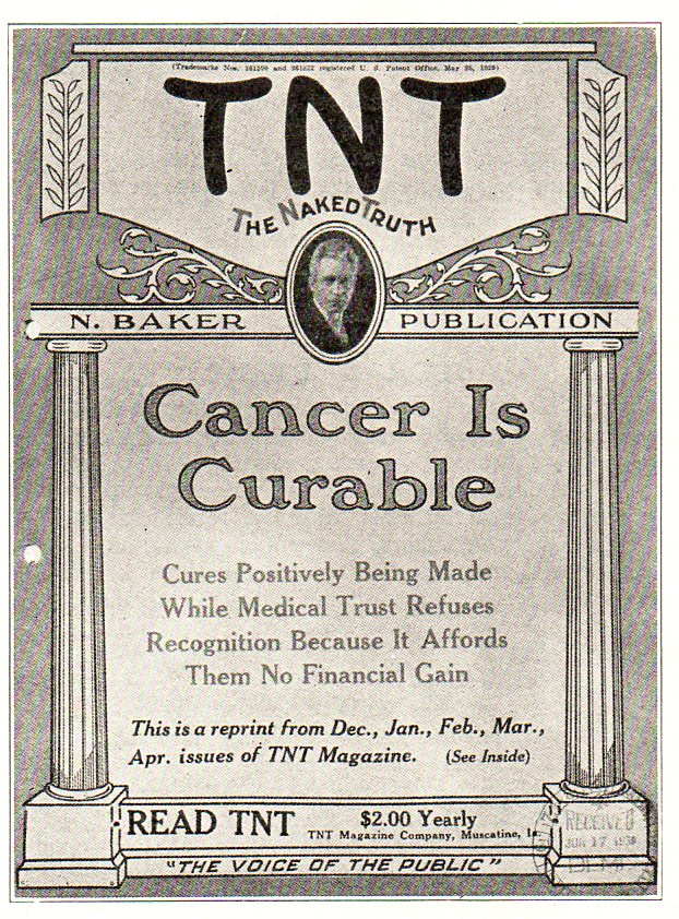 Quackery--tnt157