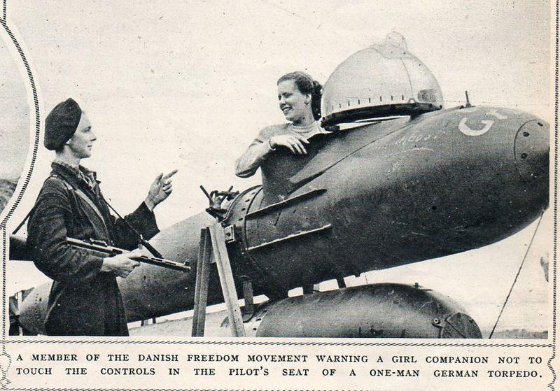 Torpedo bomb 1180
