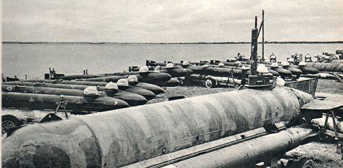 Torpedo bomb 2181