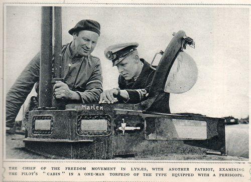 Torpedo bomb 4183