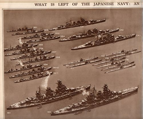 Japanese Navy 1205