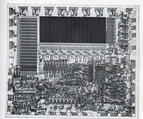 Fontana microprocessor209