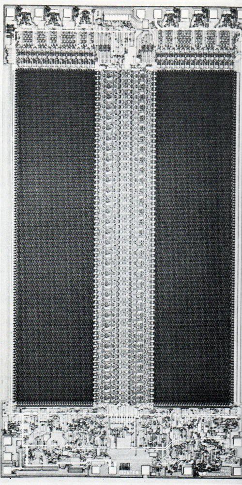 Fontana microprocessor 2210