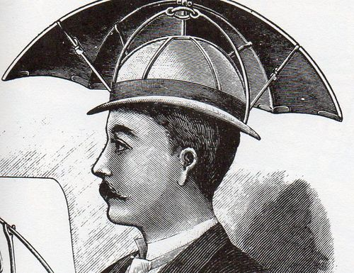Hatter umbrella 220
