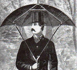 Hatter umbrella 2221