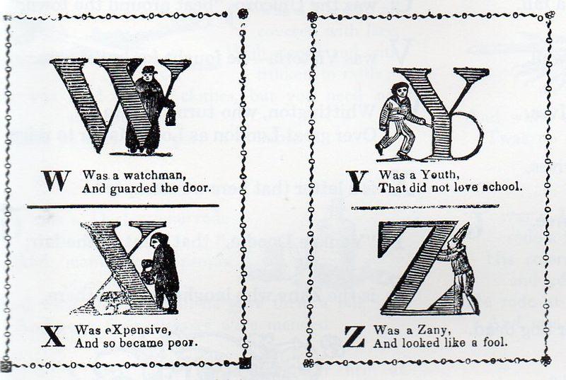 Alphabet 2-w-z279
