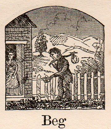 Alphabet germ--beg281
