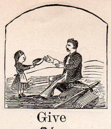 Alphabet germ--give287