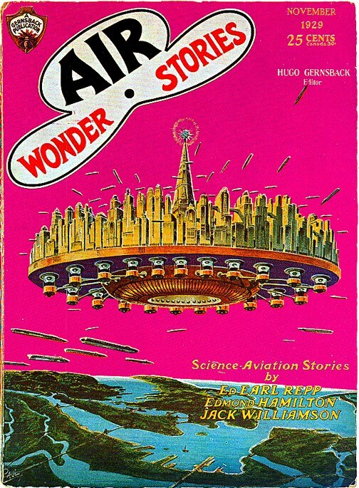 Strange things in Sky--Cities above Cities